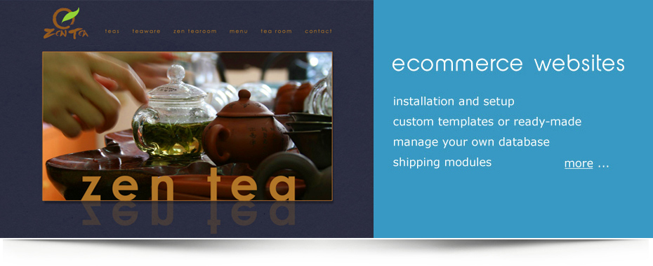 commerce and website solutions vancouver BC