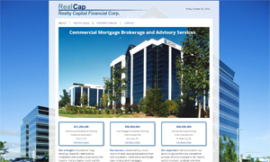 Real Cap Financial