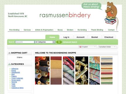 Rasmussen Bindery