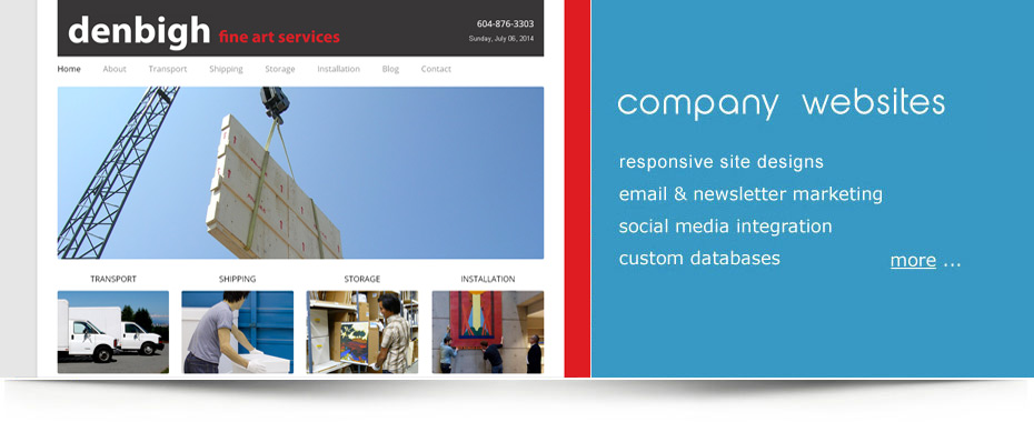 responsive websites for small business