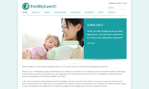 Fertility Law BC