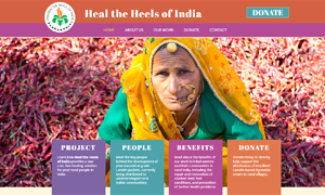 Heal the Heels of India