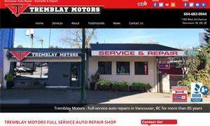 Tremblay Motors