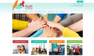 Powell River Family, Youth & Children